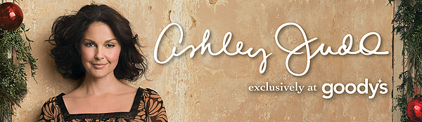 Ashley Judd® Collection Winter Billboard