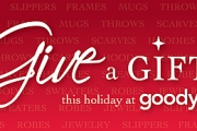 Goody's Holiday Gift Billboard