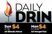 Drink Specials Banner